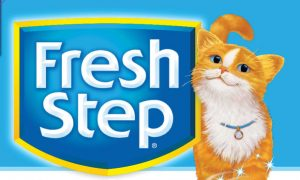 Fresh Step logo