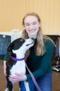 2018 Humane Youth Award Winner Claire Roffi