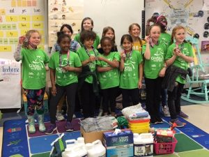 A Helping Hand From Girls on the Run
