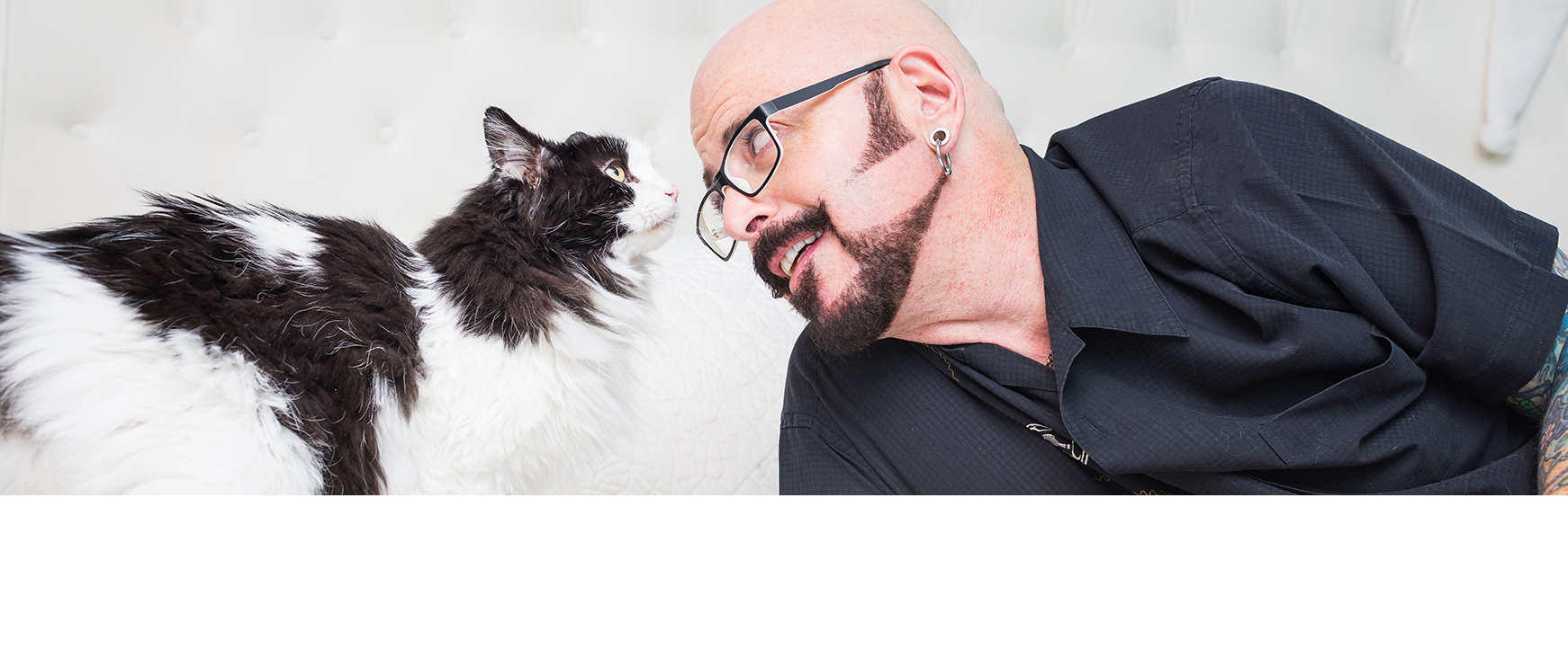 Compassionate Feast featuring Jackson Galaxy