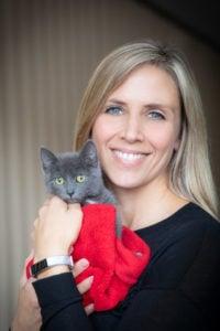 humane education, Karen Patterson, Marketing, Melinda Szabelski, photographer Anne Savage, portrait, staff