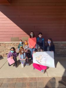 Girl Scouts Help the Animals