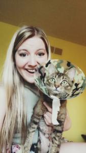 My best friend Lucy
